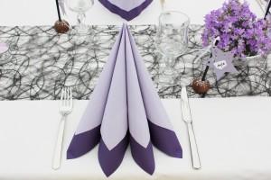 Hvordan brette servietter til fest